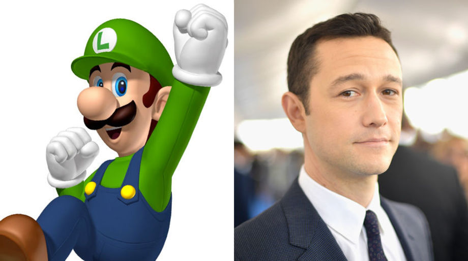 Joseph Gordon-Levitt as Luigi