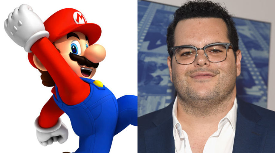 Josh Gad as Mario