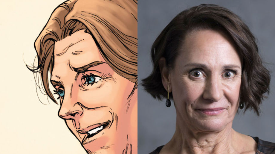 Laurie Metcalf as Madeline Drake