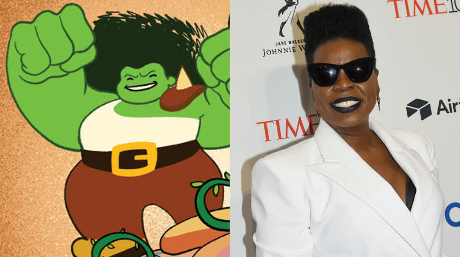 Leslie Jones as Big Banshee