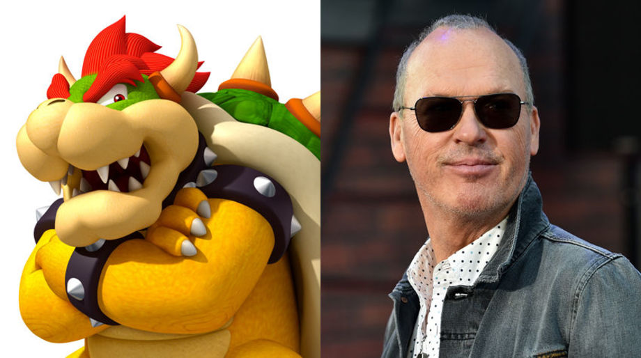 Michael Keaton as Bowser