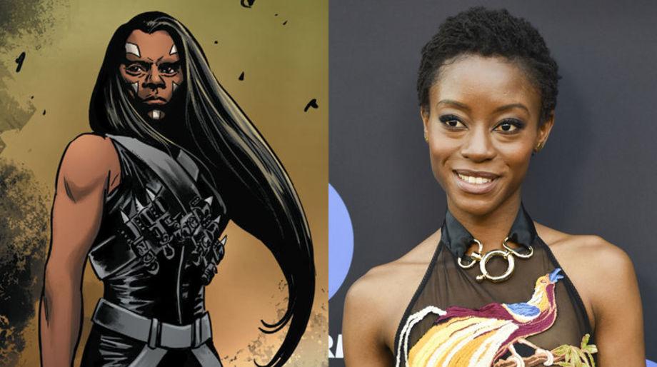 Sibongile Mlambo as Tahani
