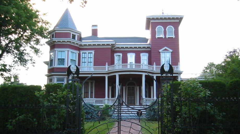Stephen King's house, Bangor
