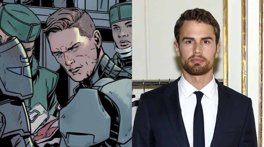 Theo James as Colony Prime