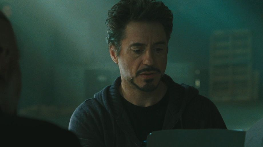 Tony Stark Lines Narcissism