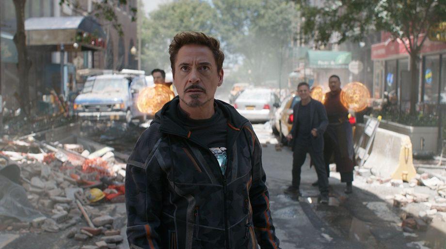 Tony Stark Lines Wizards