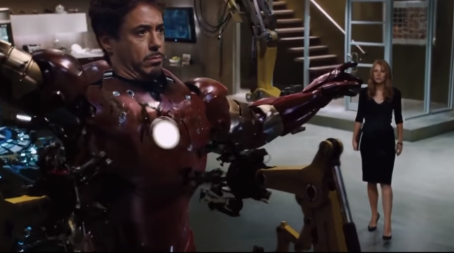 Tony Stark Lines Worst Thing