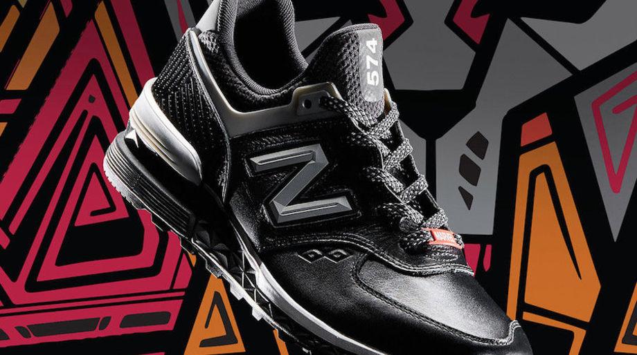 New Balance x Marvel sneakers