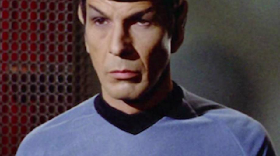 Classic Spock