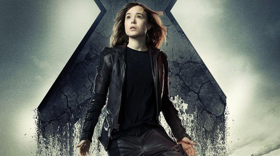Ellen Page as Kitty Pryde