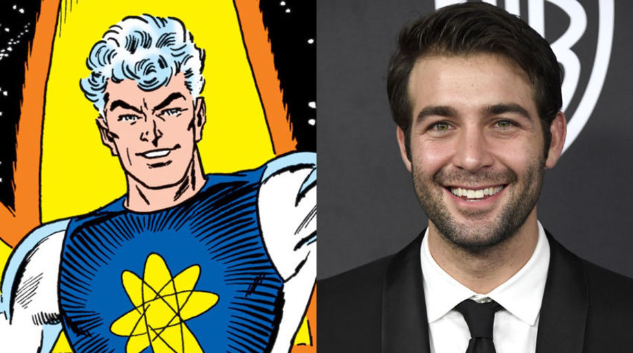 James Wolk as Captain Atom