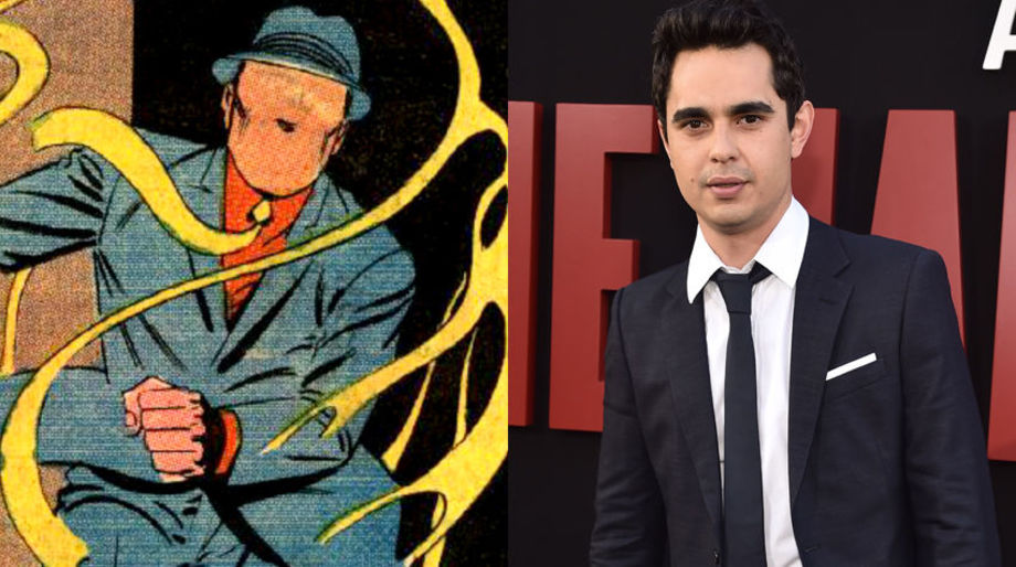 Max Minghella as the Question