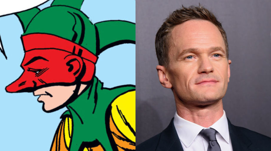 Neil Patrick Harris as Punch