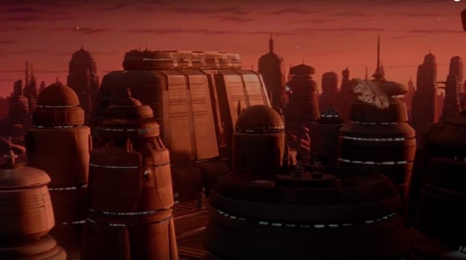 Cloud City, Star Wars