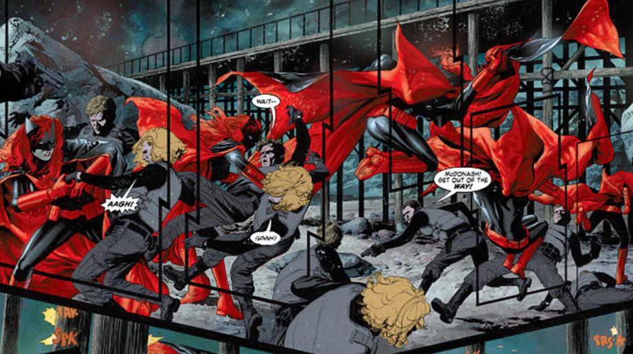 Batwoman-Hydrology