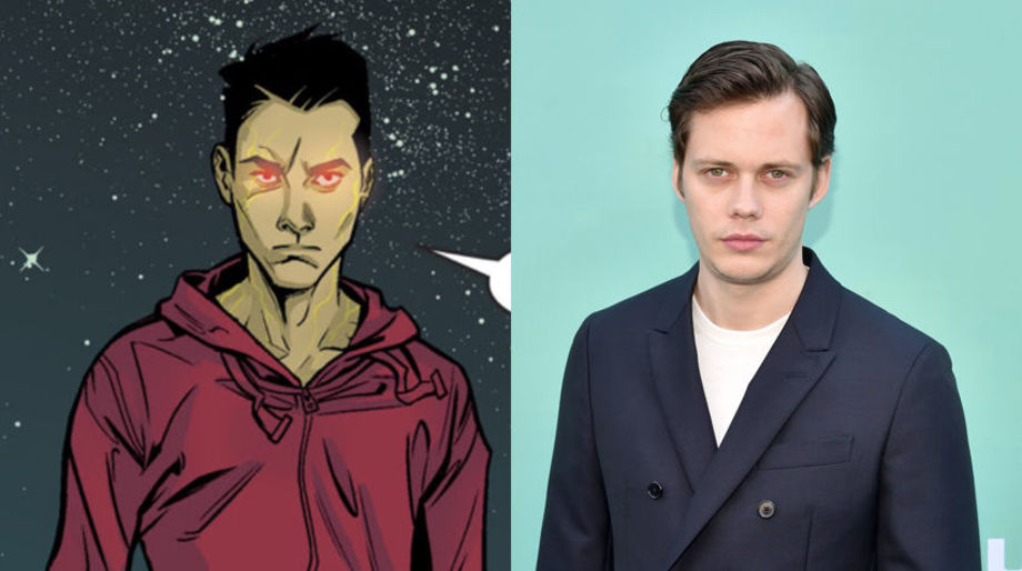Bill Skarsgard as Tan-On