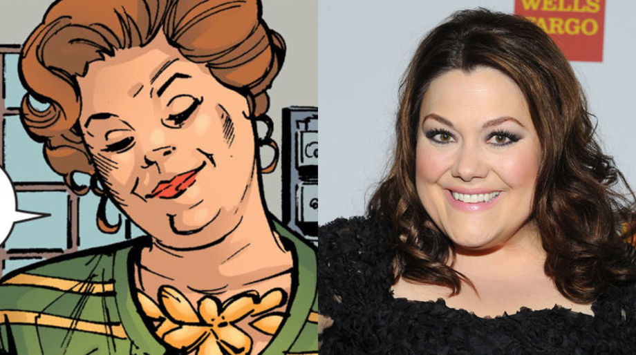 Brooke Elliott as Kara's Mom