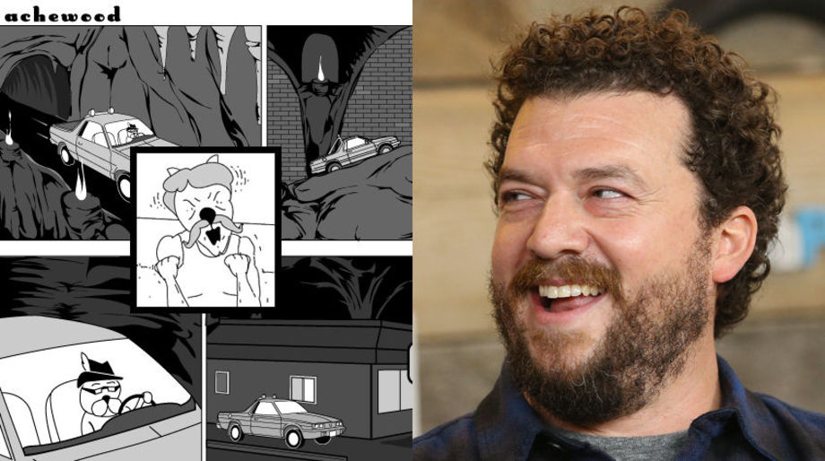 Danny McBride as Perfect Ron Sipes