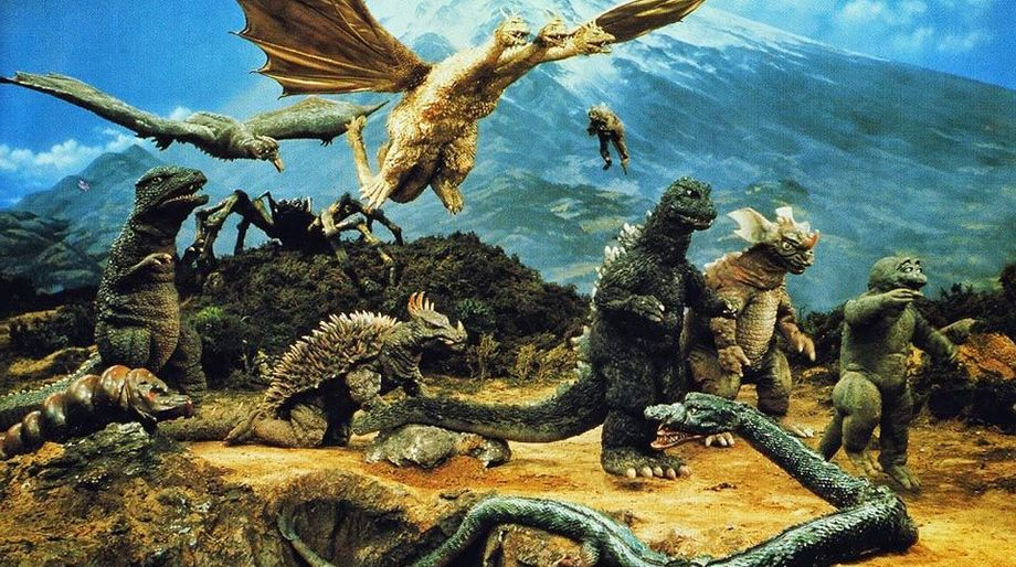 Destroy All Monsters hero