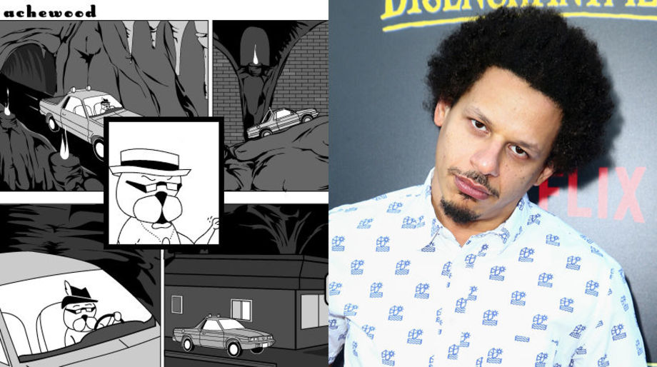Eric Andre as Ray Smuckles