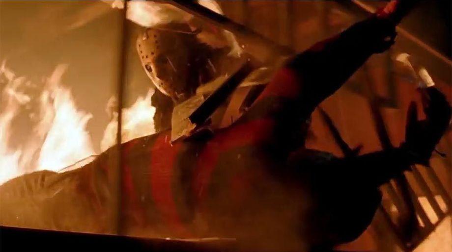 Freddy vs Jason multiple windows