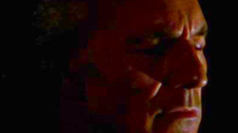Picard sad
