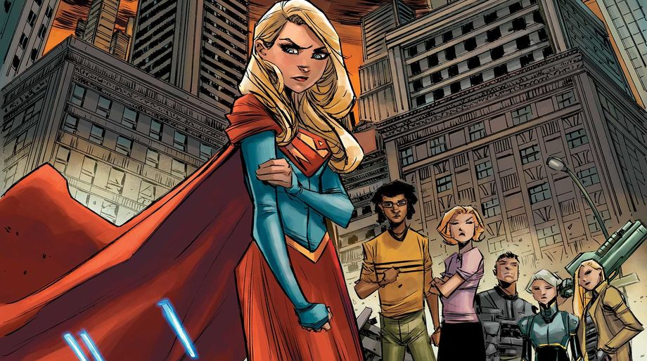 Supergirl Rebirth