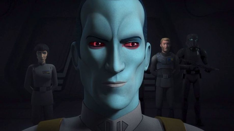 thrawn in rebels