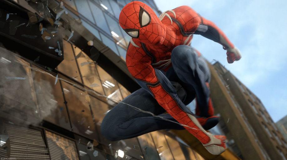 Marvel's Spider-Man - Spidey Pose