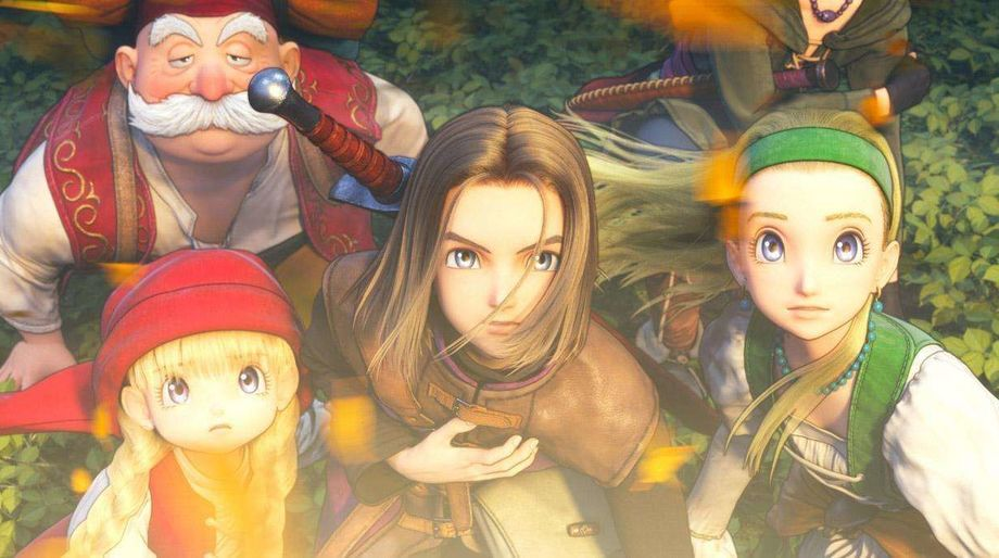 Dragon Quest XI: Echoes of an Elusive Age - Crew
