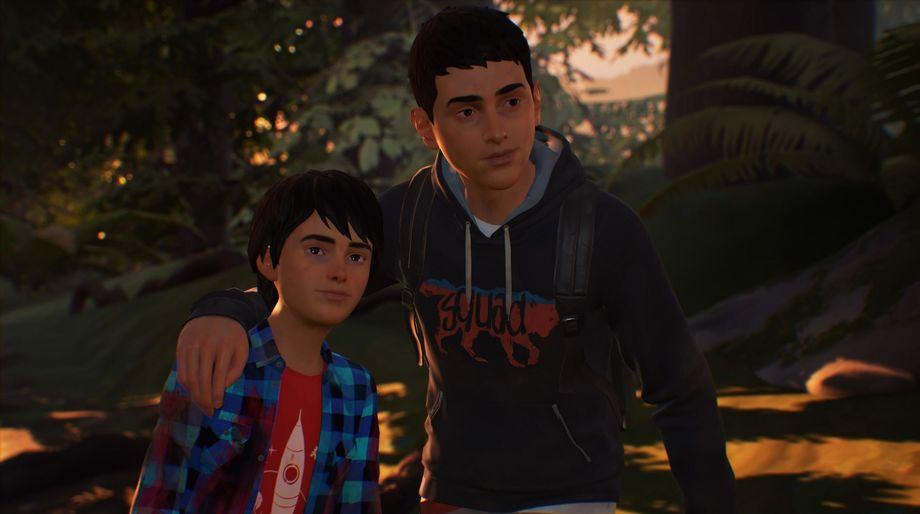 Life is Strange 2 - Sean and Daniel