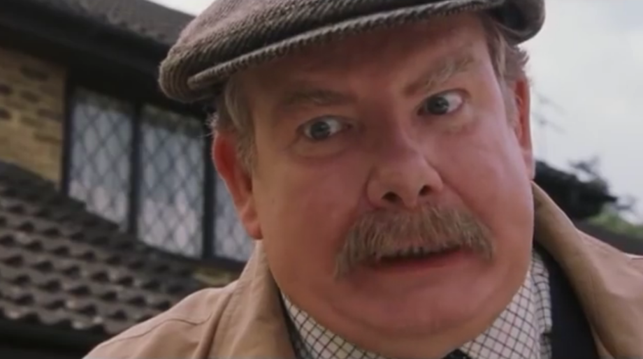 Vernon Dursley - Harry Potter and the Sorcerer's Stone