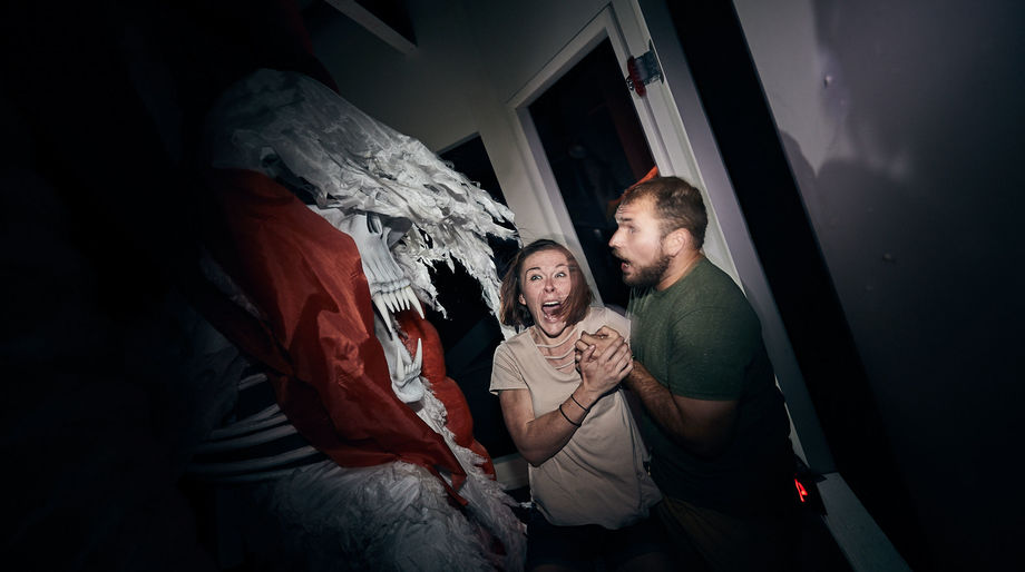 Poltergeist Haunted House