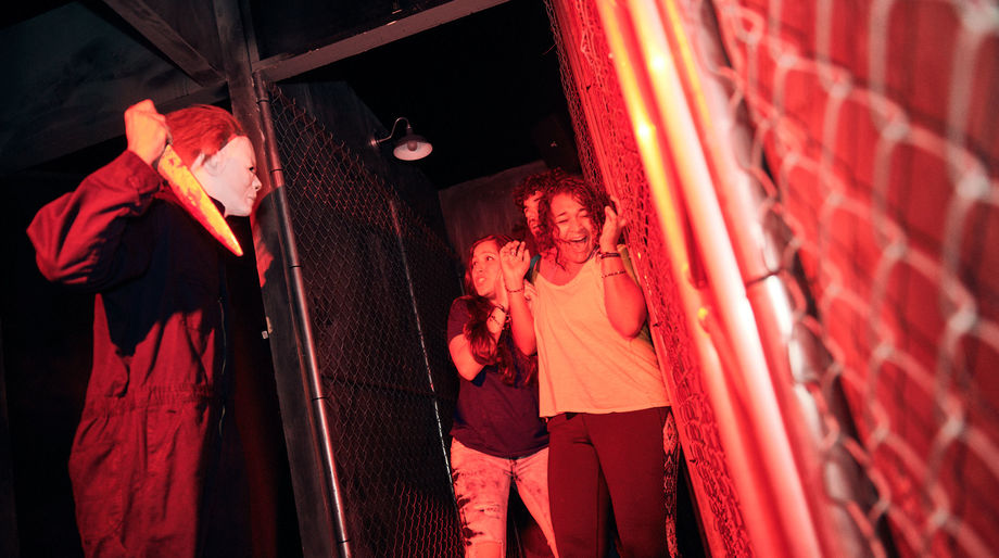 Halloween 4 The Return of Michael Myers Haunted House