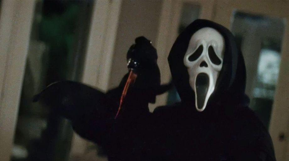 Scream, Ghostface