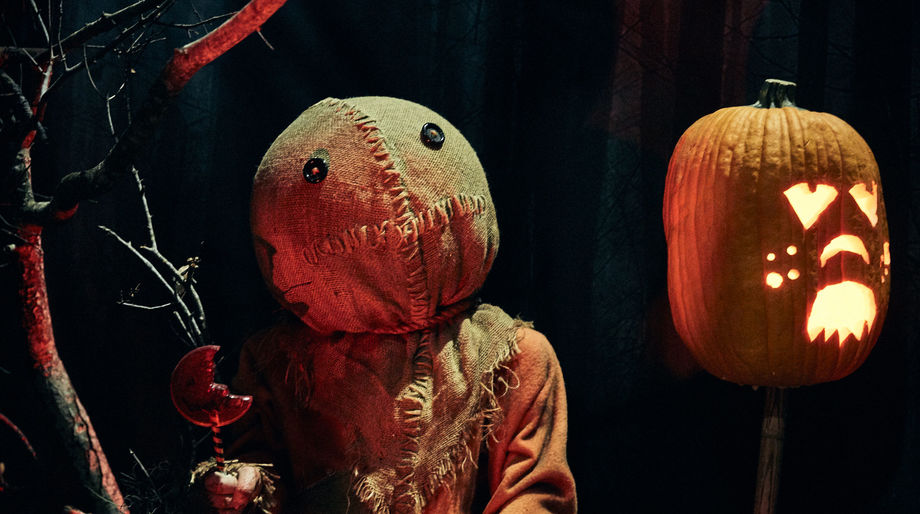 Trick 'r Treat Haunted House