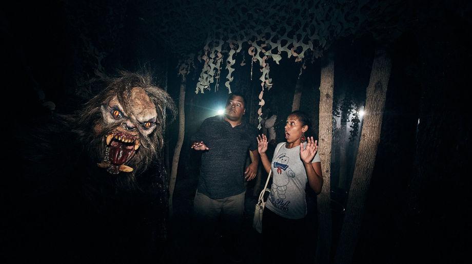 Slaughter Sinema Haunted House