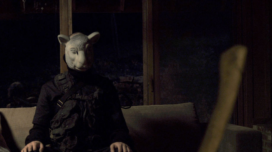 You're Next killer mask