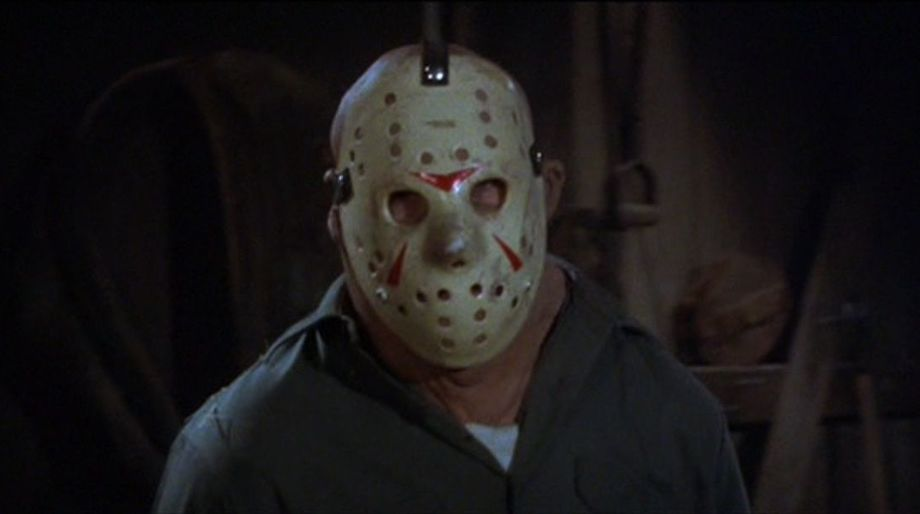 Friday the 13th Part III, Jason Vorhees mask