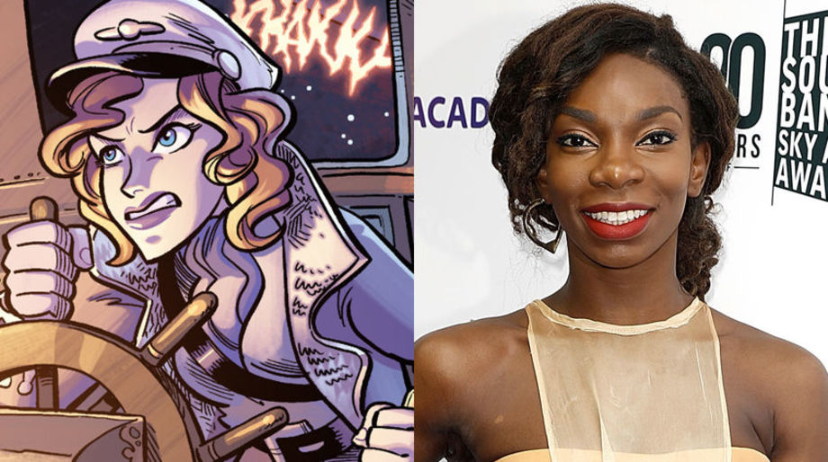 Michaela Coel as Mercy Fortune