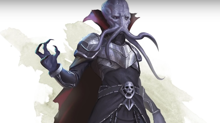 Mind Flayer - Dungeons & Dragons