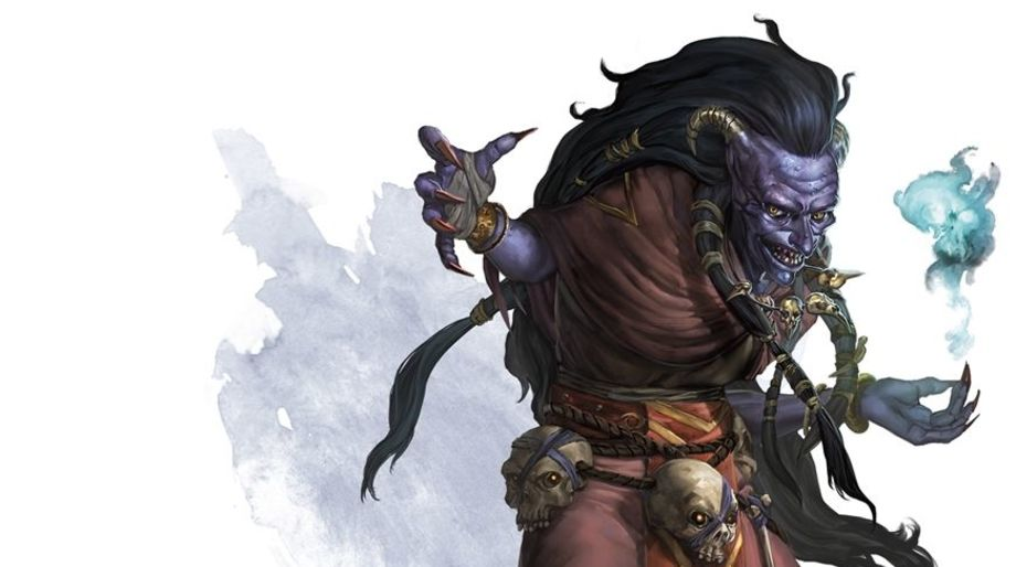 Night Hag - Dungeons & Dragons