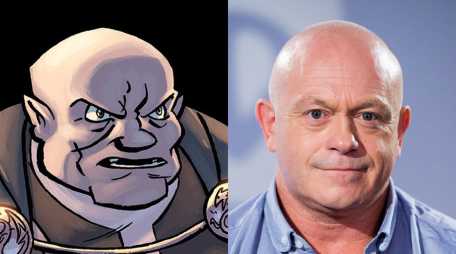 Ross Kemp as Francis Varney
