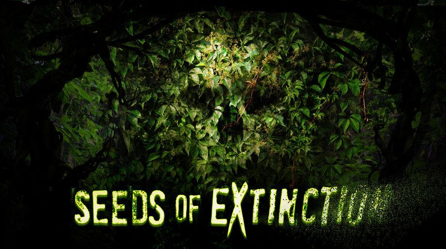 Seeds of Extinction Halloween Horror Nights 2018