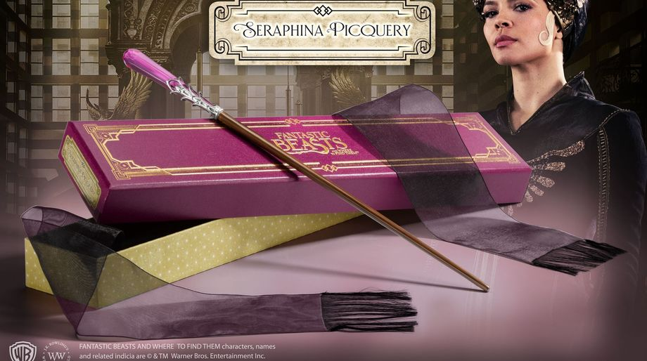 Seraphina Picquery Fantastic Beasts Harry Potter