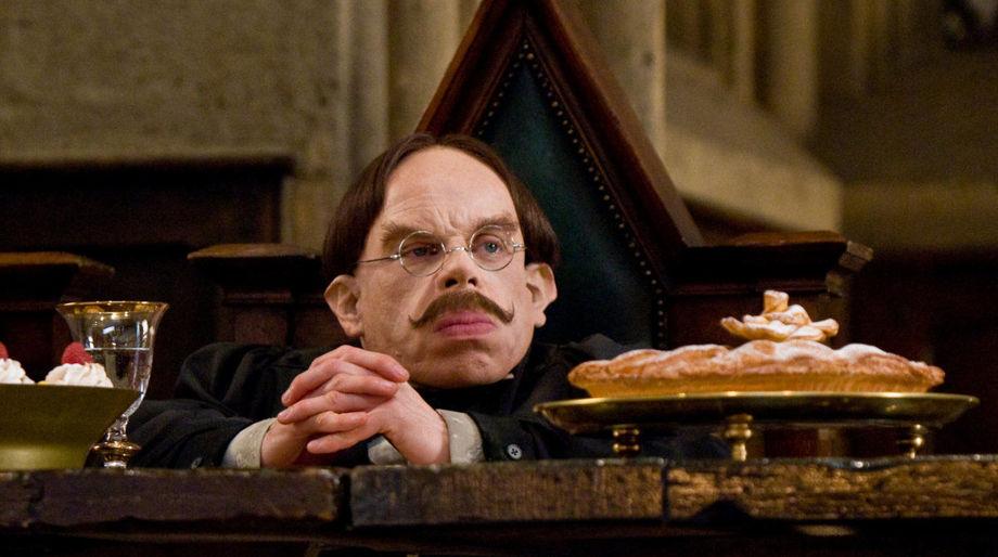 Professor Flitwick, Harry Potter