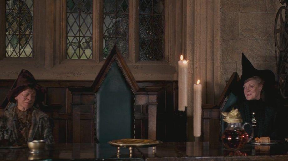 Professor Grubbly-Plank, Harry Potter