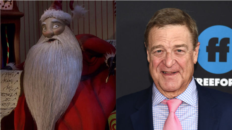 John Goodman as Santa Claus
