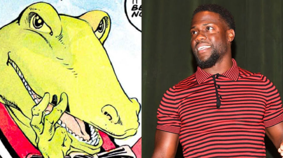 Kevin Hart as Clonezone