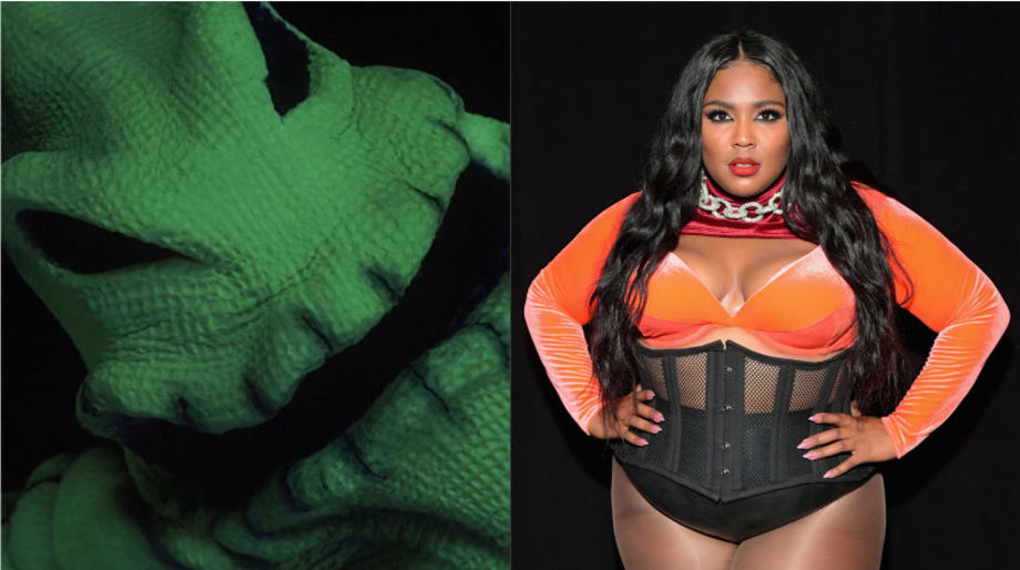 Lizzo as Oogie Boogie